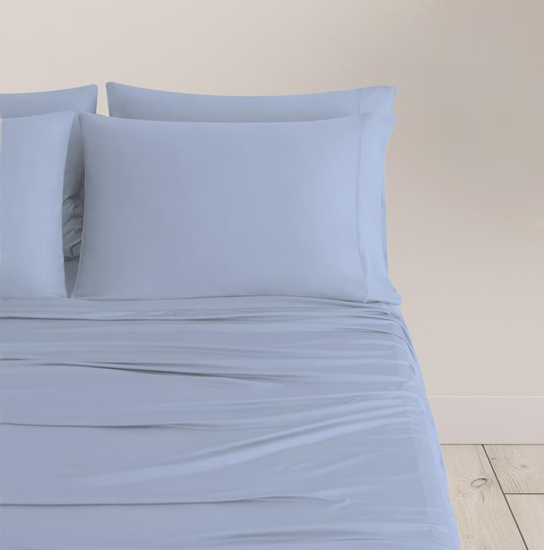 EXPERIENCE Pillowcases skye-blue 1