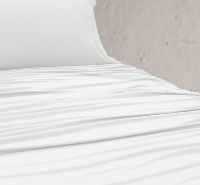 WOOL TECH Sheet Set white