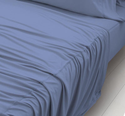 WOOL TECH Sheet Set denim
