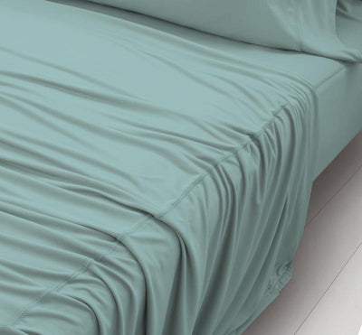 WOOL TECH Sheet Set green