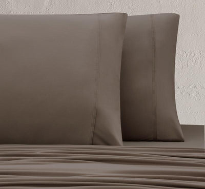 WOOL TECH Pillowcases stone