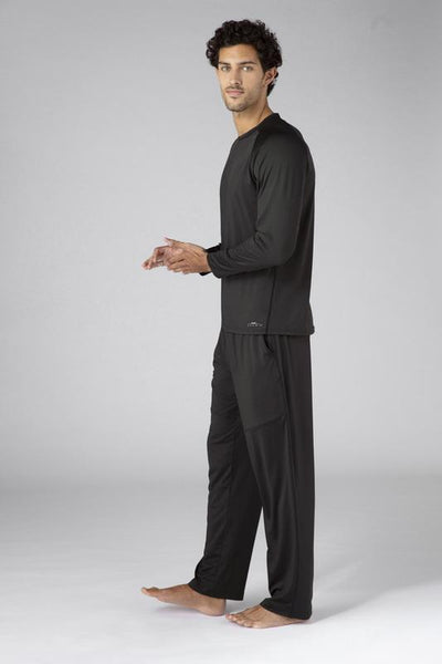 SHEEX Men's Long Sleeve Tee slate-black 3