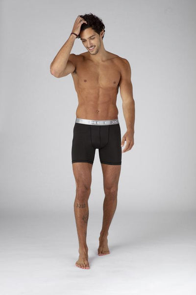 SHEEX Men's Boxer Brief black