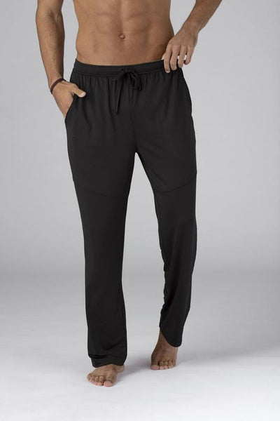 SHEEX Men's Relaxed Lounge Pant black