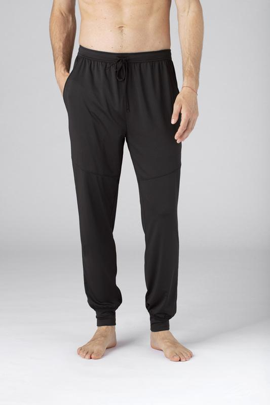 SHEEX Men's Modern Jogger black