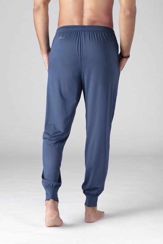 SHEEX Men's Modern Jogger slate-blue 3