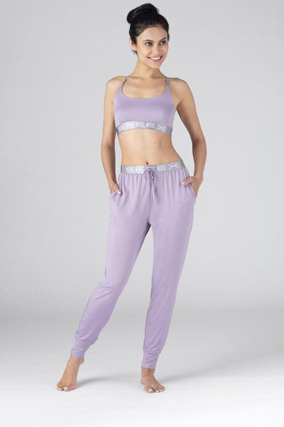 SHEEX Women's Bra Top lavender
