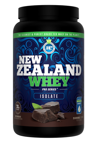 Ergogenics New Zealand Whey (Isolate) Protein - 910g Chocolate