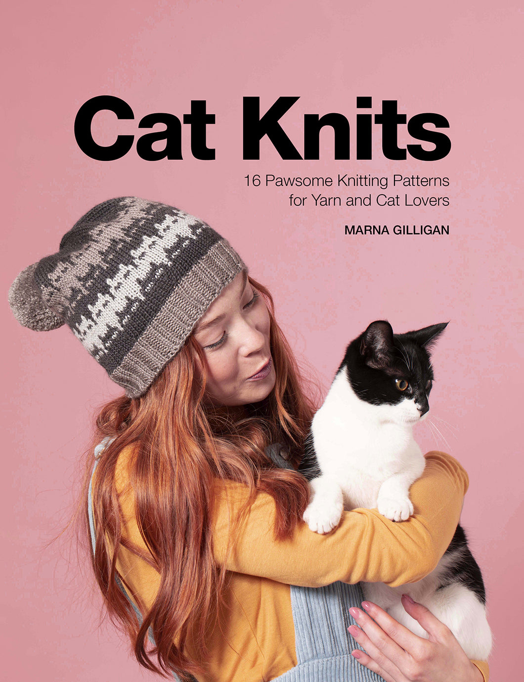 Cat Knits by Maria Gilligan