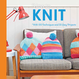 How To Knit - Mollie Makes