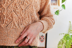 Atlantica Sweater Yarn Kit - Pom Pom Issue 34