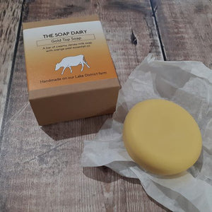 The Soap Dairy - Hand Made Jersey Milk Soap