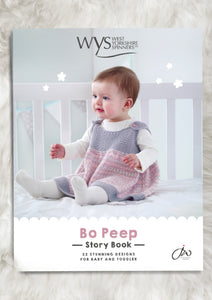 WYS - Bo Peep Pattern Book