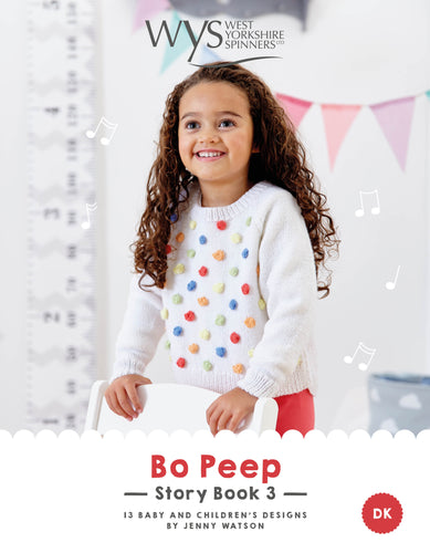 WYS - Bo Peep Pattern Book 2019