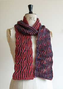 Brioche Next Steps - with Renée Callahan aka East London Knit (9th Nov 10-4)