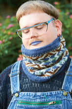 Load image into Gallery viewer, Chuska Cowl Yarn Kit - Pom Pom Issue 34