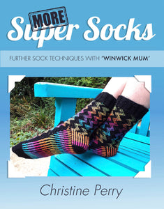 More Super Socks with Winwick Mum