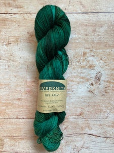 RiverKnits BFL 4ply (sock yarn)