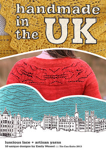 Handmade in the UK - Tin Can Knits