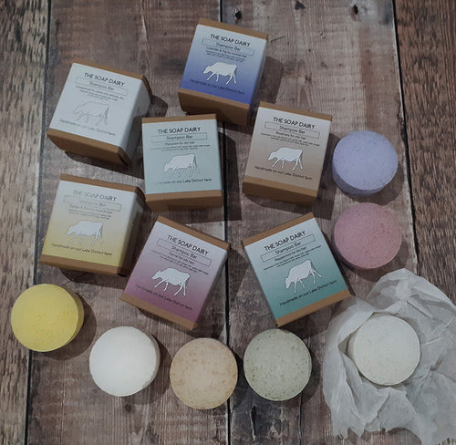 The Soap Dairy - Shampoo Bars