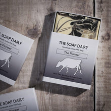 Load image into Gallery viewer, The Soap Dairy - Hand Made Jersey Milk Soap