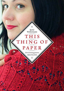This Thing of Paper - Karie Westermann