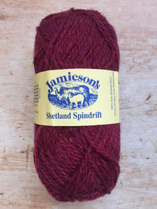 Jamiesons of Shetland - Spindrift