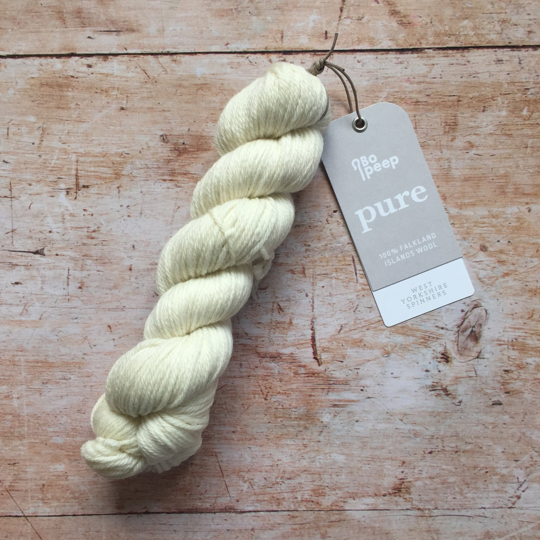 Bo Peep Pure by West Yorkshire Spinners