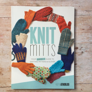 Knit Mitts - Kate Atherley