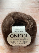 Load image into Gallery viewer, Onion Yarns - Silk & Kid Mohair