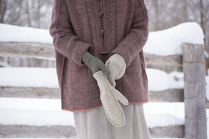 Knits About Winter - by Emily Foden