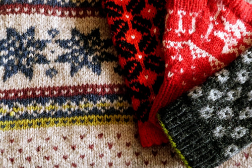 Karie Westermann - Nordic Knitting (full day)