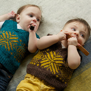 Max & Bohdi's Wardrobe - Tin Can Knits