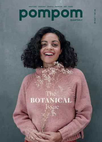 Pom Pom Spring 2019 - The Botanical Issue