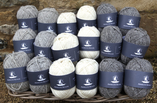 Armscote Manor Yarn