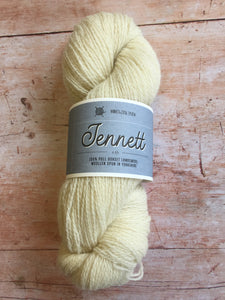Northern Yarn - Jennett 4 ply Poll Dorset Lambswool