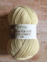 Load image into Gallery viewer, WYS - Bluefaced Leicester DK