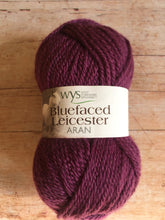 Load image into Gallery viewer, WYS - Bluefaced Leicester Aran