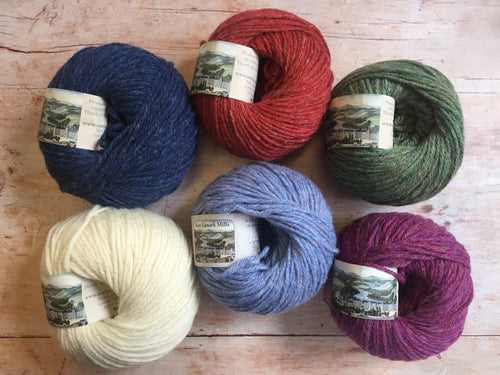 New Lanark Chunky Wool