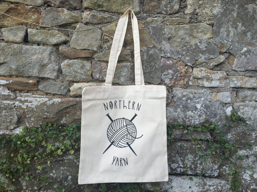 Northern Yarn Cotton Tote