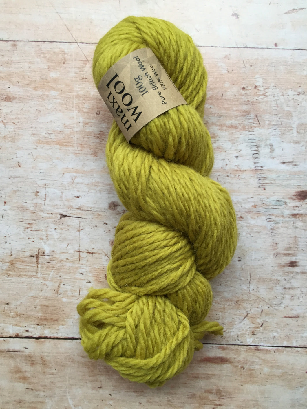 Erika Knight - Maxi Wool (super chunky)