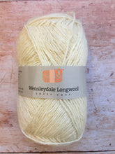 Load image into Gallery viewer, Wensleydale Longwool DK