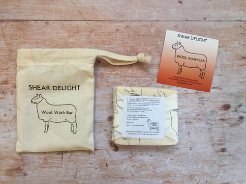 Shear Delight - Wool Wash Bar