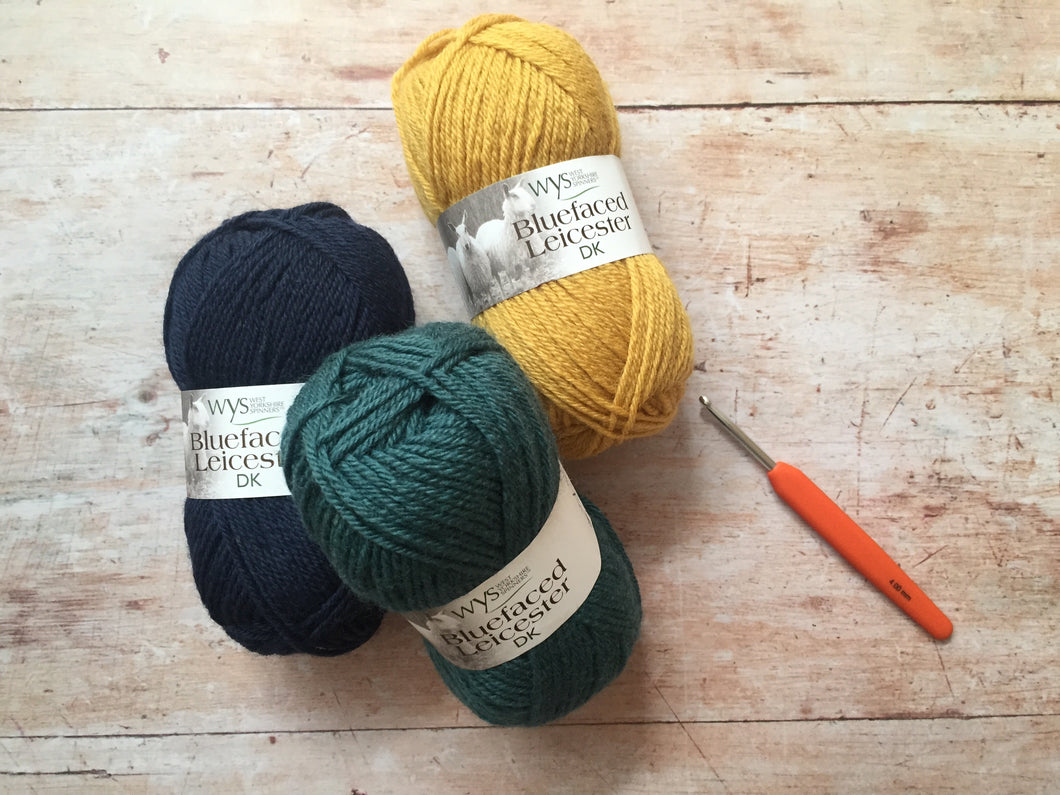 Crochet for Beginners Class (3 evenings in June)