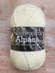Town End Alpacas - Pure Natural Alpaca DK