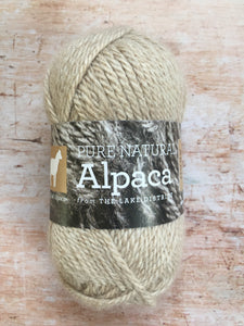 Town End Alpacas - Pure Natural Alpaca: Aran