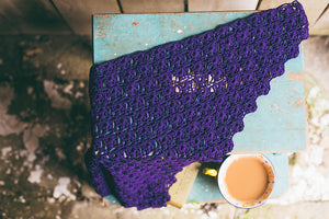 The Crochet Project - Acer Shawl