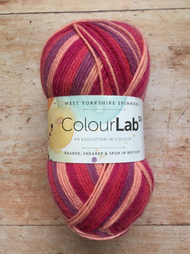 WYS Colour Lab Stripes
