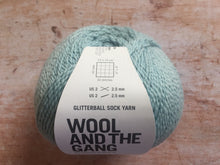 Load image into Gallery viewer, Wool and the Gang - Glitterball Sock Yarn