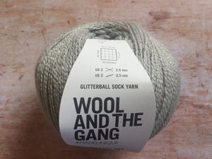 Wool and the Gang - Glitterball Sock Yarn